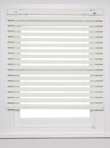 Wide Slat 50mm Aluminium Metal Venetian Blinds The Blind