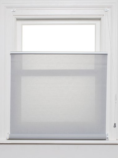 bottom up roller blind